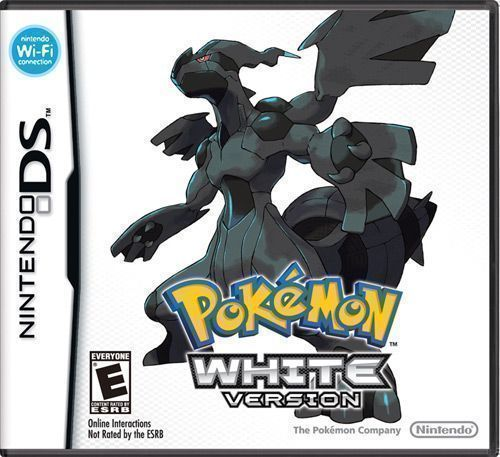 5584 - Pokemon - White Version